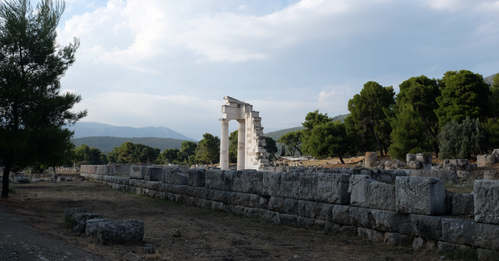 Historical Sites in Greece 3