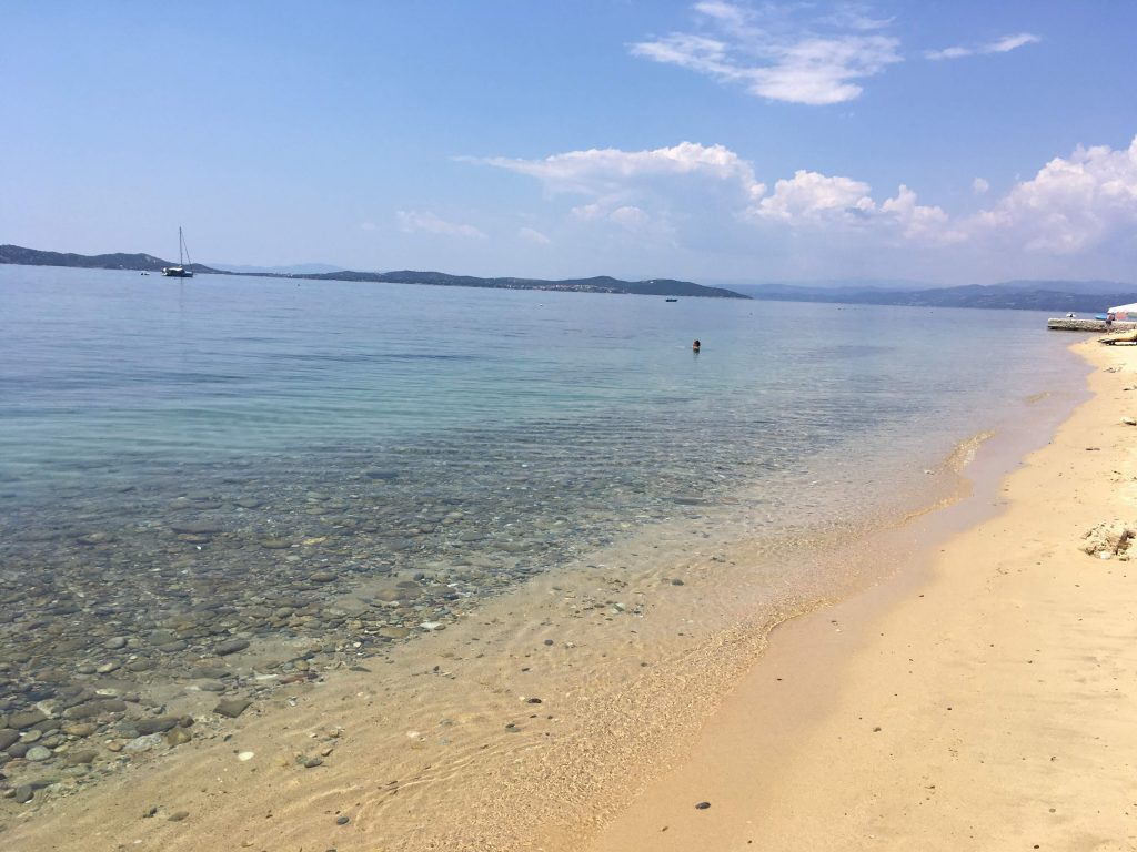 Athos - Ouranopolis  Beach