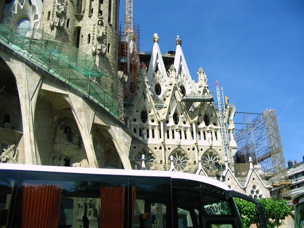 catalonia Sagrada Familia