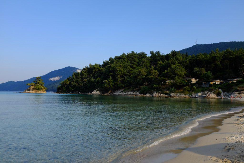 Makriamos beach