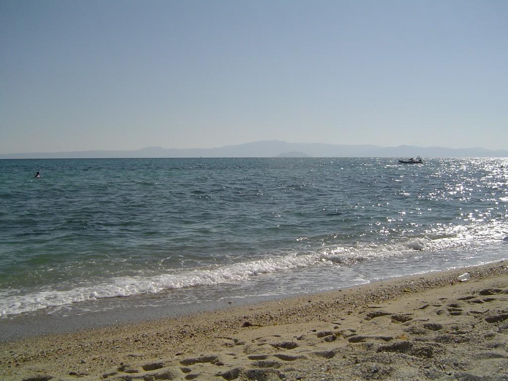 Chaniotis Beach