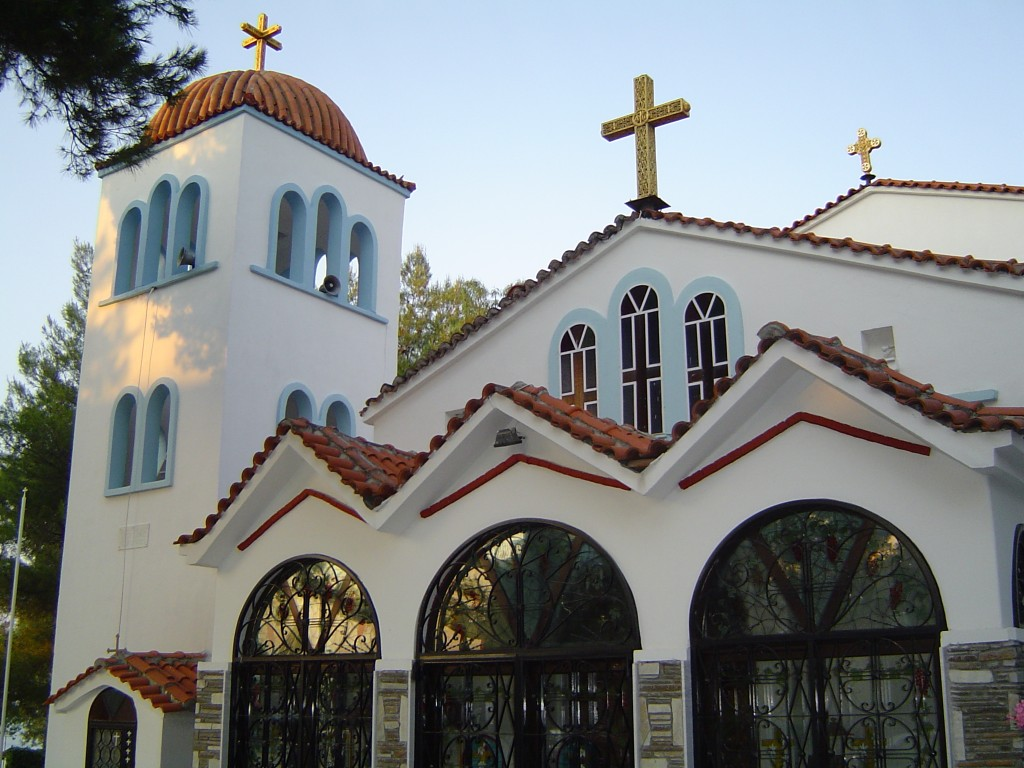 Chaniotis orthodox church