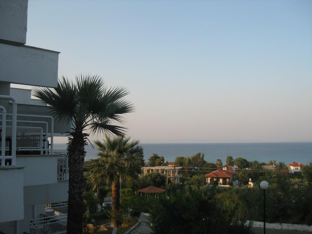 Chaniotis Morning sun is rising